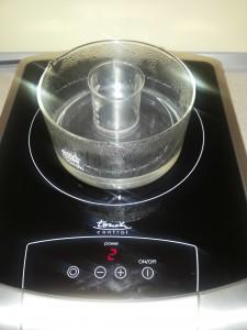 ogrzewanie hydrolatu