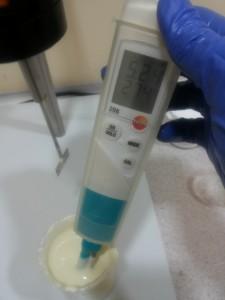 sprawdzenie pH