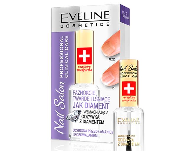 Odżywki Eveline- analiza składu