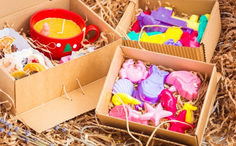 Inspiracje: Mydełkowe zwierzaczki dla dzieci
