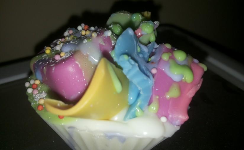 Inspiracje: mydlane muffinki
