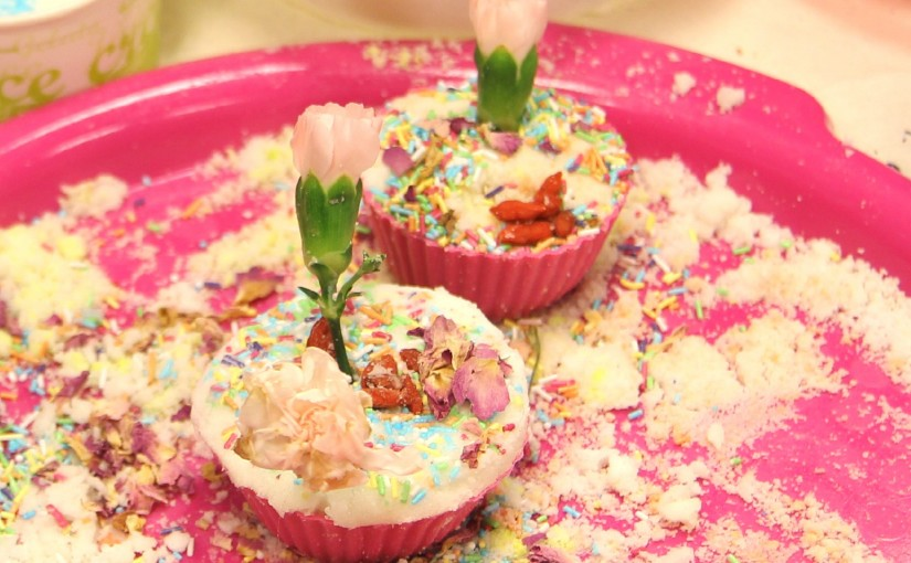 Warsztaty tworzenia muffinek i kul kąpielowych