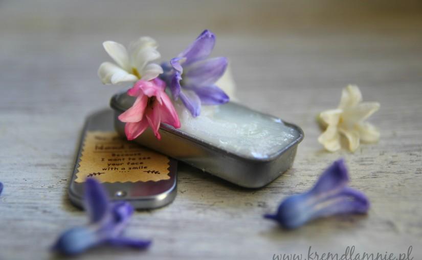 Własne, indywidualne, zupełnie naturalne perfumy w pomadzie