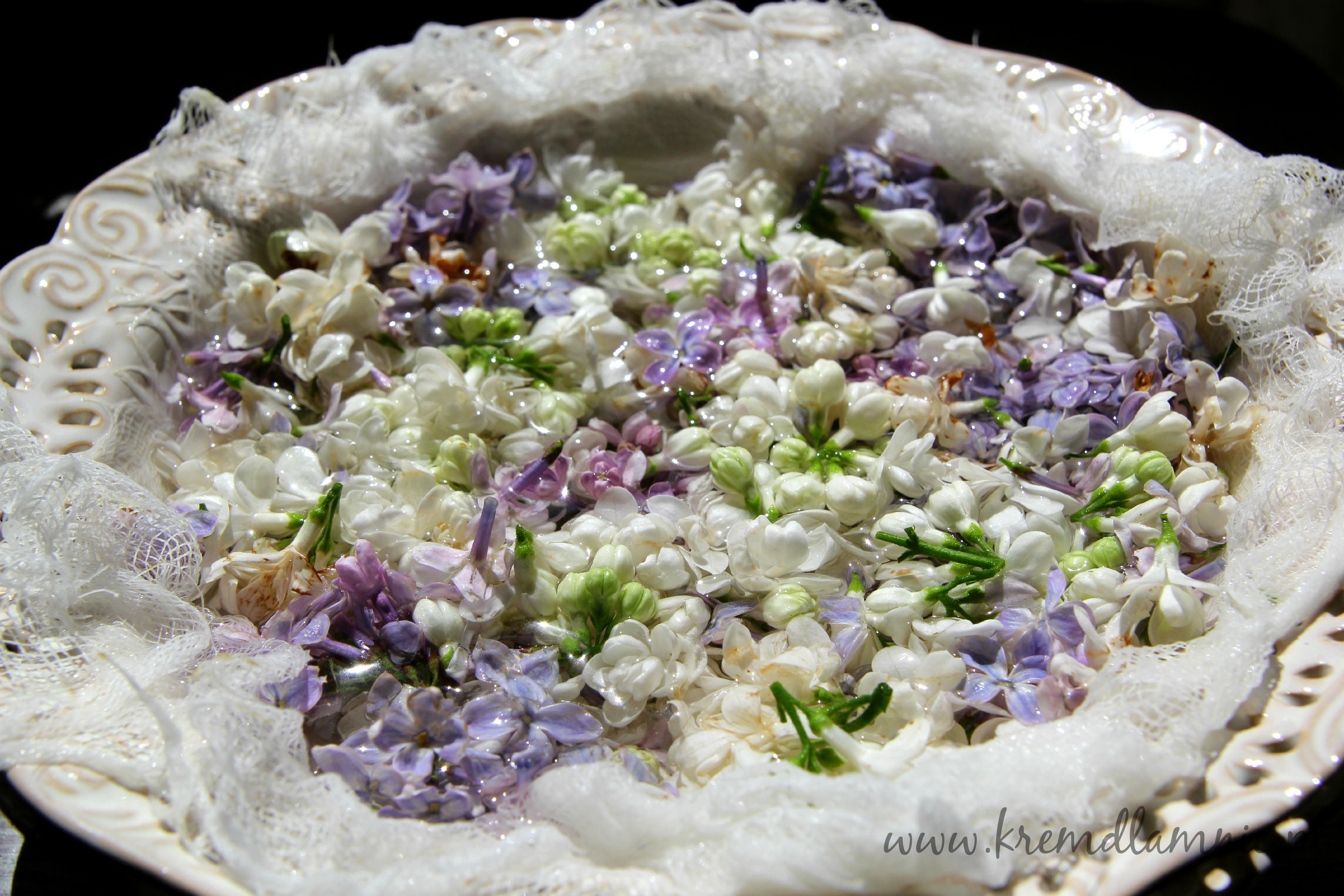 Kwiaty Woda Mineralna