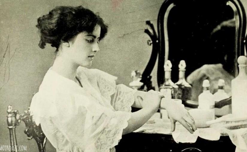 (Nie)Piękna Epoka – o kosmetykach z początku XX wieku